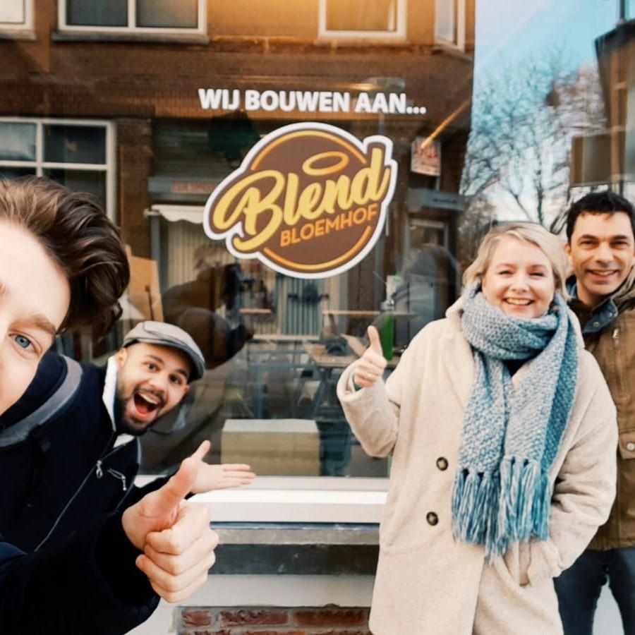 BLEND Bloemhof gaat open