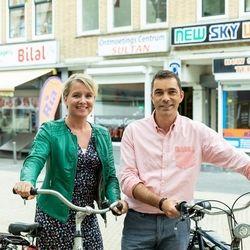 En weer een fietsendief!