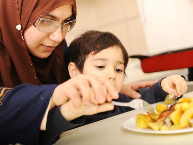Eten in Oujda